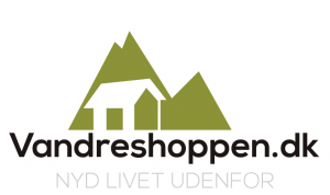 Vandreshoppen Logo
